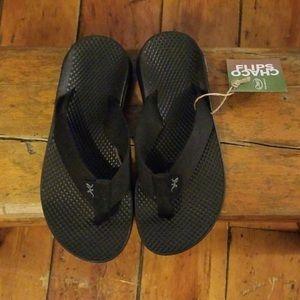 Chaco Ecotread flip flops - size 5